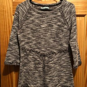 Maurices quarter sleeve sweater